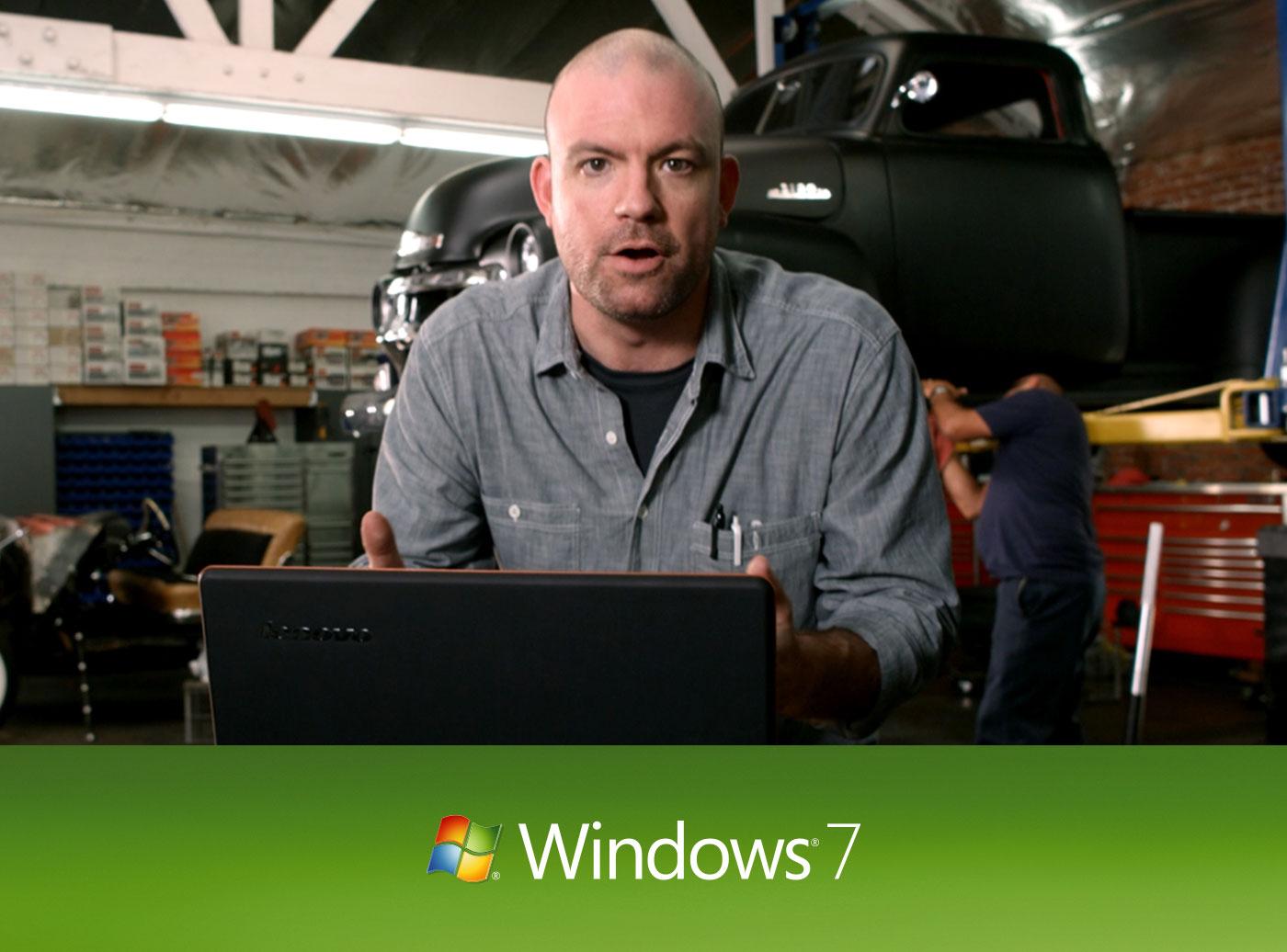 Windows 7 Second Demos