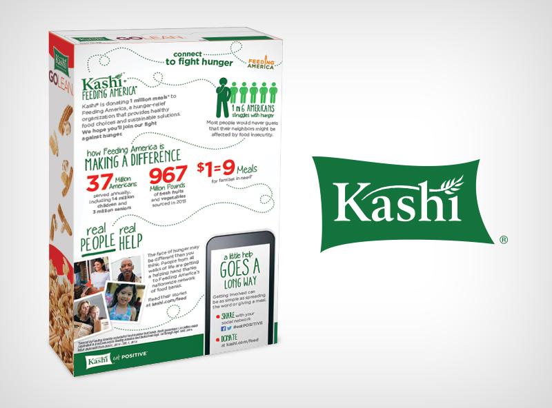 Kashi Feeding America