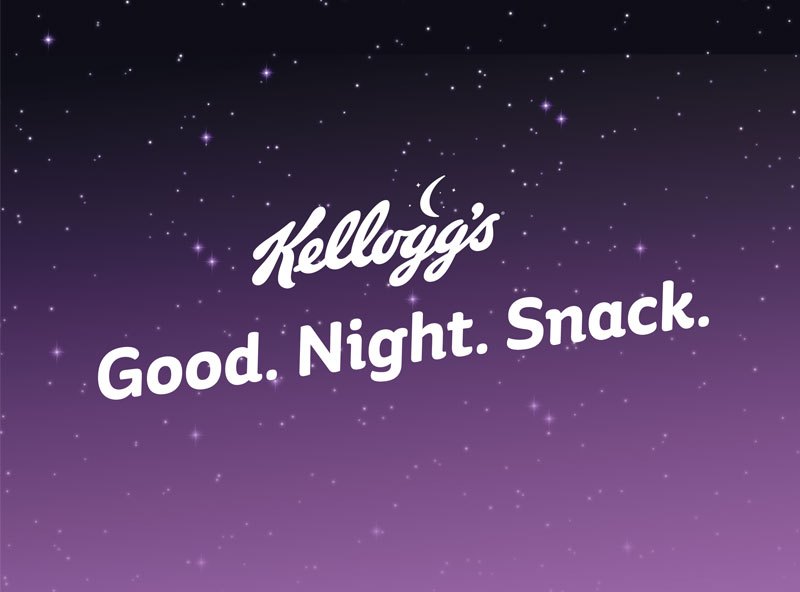 Kellogg's Nighttime Snacking