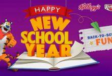 Kellogg's Back To School: Happy New School Year